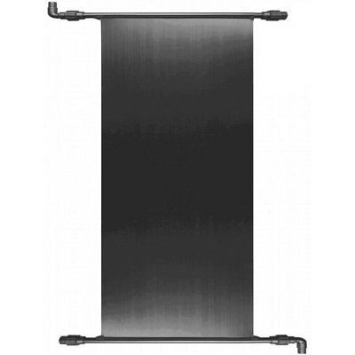 Pool Solarheizung Sonnenkollektor Absorber-Set 4,50 m x 1,20 m Flächenabsorber