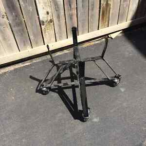 Stand/Cart for Big Green Egg - Barely used (PRICED NEW: $199)