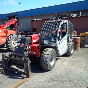 MT625 Telehandler, 5500lbs Lift / 20' Reach. PRICED TO SELL FAST