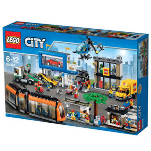 Lego city 60097 city square new and sealed