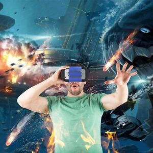 3D Virtual Reality Headset for Gaming-Movies  *Brand New