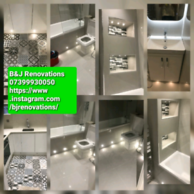 All building services Inc , kitchen Bathrooms flats Renovations