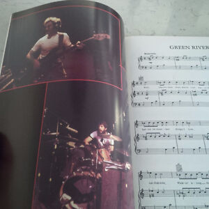 Best of Creedence Clearwater Revival, Piano/Vocal/Chords 1986 Kitchener / Waterloo Kitchener Area image 3