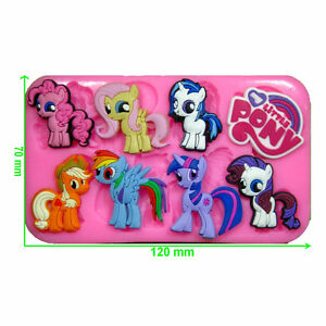 My Little Pony ice cube tray, never used
