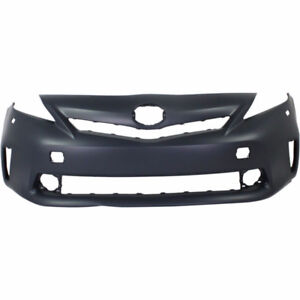 2012 - 2014 TOYOTA PRIUS V FRONT BUMPER TO1000389 5211947926