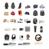 PROFESSIONAL PRODUCT PHOTOGRAPHY ON WHITE (MAIL ORDER)