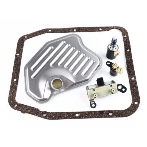 4R70W Transmission Solenoid Package Shift TCC Lock-Up EPC AODE Kit Set 98-04 US
