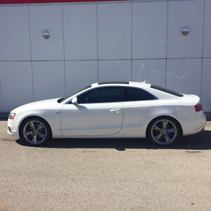 2009 Audi A5 3.2 S-Line Fully Loaded Coupe (2 door)