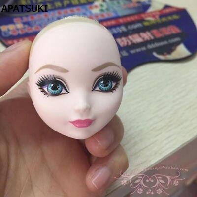 1/6 DIY Doll Head For Monster High Doll BJD Doll's Practicing Demon Monster Head - Monster High Diy