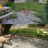 TRJ Landscaping - Lawn Maintenance / Fall Cleanup / Garden Care