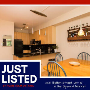 Just Listed! | 205 Bolton Street, #115