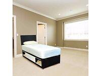 Brand New 3FT Single Bed Set ( Slide Storage Base + Mattress) Fast Delivery...