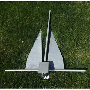 FLUKE ANCHOR - Galvanized Steel - $2.00 per pound