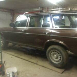 83 benz wagon rims eurolights