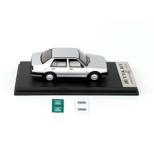 1//64 DIECAST JETTA GT 1984-1992 CAR MODEL SILVER COLLECTION