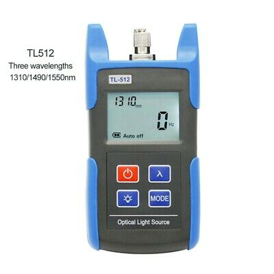 Tl512 Fiber Optical Light Source Tester Three Wavelength 131014901550nm Scapc