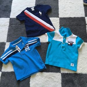 Tommy Hilfiger and Ralph Lauren clothes for Boy (18m)