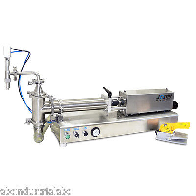 Liquid Filling Machine Manual Bottling Adjustable 200-1000ml Bottle Filler