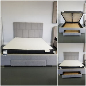 QUEEN SIZE STORAGE BED | AMAZING DEAL | SAMPLE SALE