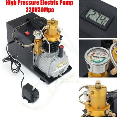 30mpa 4500psi Air Compressor Pump High Pressure Pcp Electric Pressure