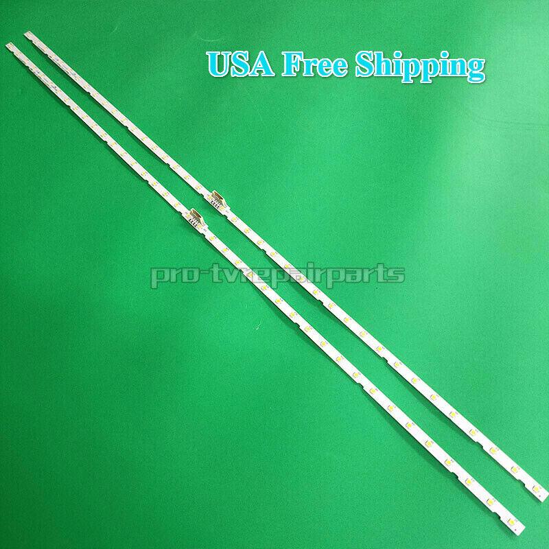LED strip(2)for UE55NU6900 UN55NU6900 UE55NU7400 UN55NU7300 UE55NU7300 55NU7100