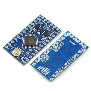 1x-Adjustable-Voltage-Regulator-MEGA328P-Arduino-Pro-Mini-Board-5V-16M-MWC