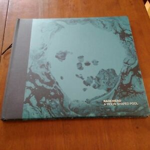 Radiohead A Moon Shaped Pool Limited Edition BOOK ONLY