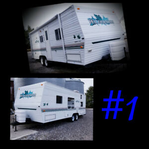 ***TRAILERS FOR RENT***