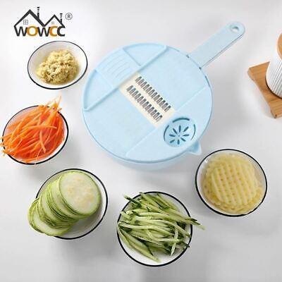 Mandoline Slicer Multi-Function Cutting Food Potato Carrot Veggie Grater Chopper Potato Slicer Mandoline