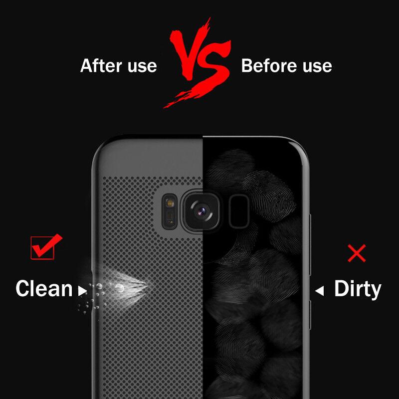 Handy Hülle für Samsung Galaxy S6 S7 Edge S8 Plus Schutzhülle Tasche Case Cover