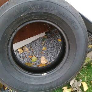 Dunlop AT20 Grandtrek(245/75R16 ) Gatineau Ottawa / Gatineau Area image 2