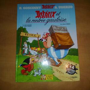 «Astérix et la rentrée gauloise» - 14 histoires complètes!