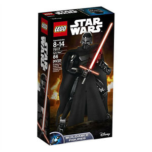 Star Wars - Kylo Ren™ Lego Buildable Figure (86 pieces)