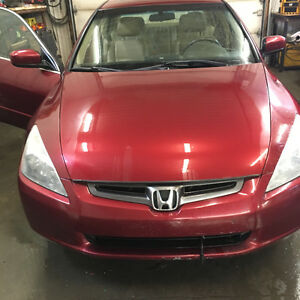 2003 Honda Accord EX Sedan