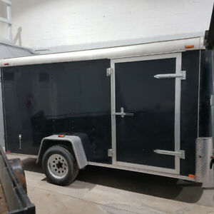 6 x 12 Cargo Trailer For Sale