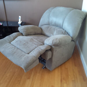 Reclining Sofa and chairs