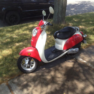 2006 Honda Jazz Scooter GREAT on Gas NEW Battery Priced to Sell!