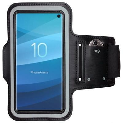 Handyhülle Sportarmband für Samsung Galaxy S10 Handy Armband Sport Armtasche