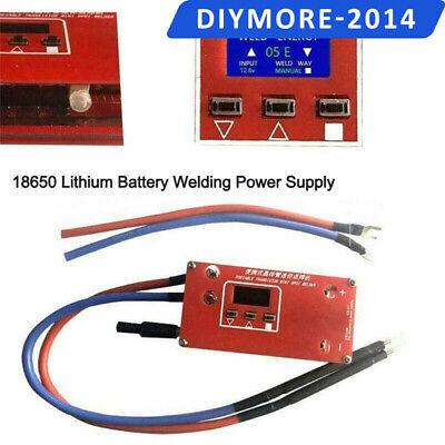 Mini Portable Spot Welder Machine For 18650 Battery Various Welding Power Supply