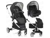 My child Magnet 2 in 1 Pushchair Pram - Geo including car seat available for sale.