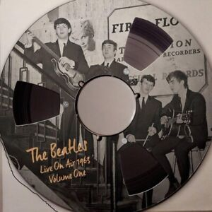 the beatles live on air 1963 picture disc factory sealed