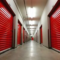 HEATED STORAGE !!! NEW CLEAN AND RELIABLE !