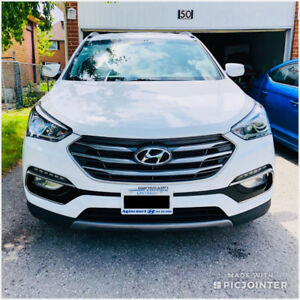 *~ 2017 Hyundai Santa Fe AWD + Ext Warranty 2025 | CERTIFIED ~*
