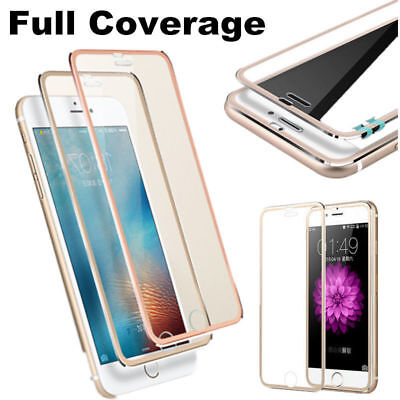 Full Coverage 3D Premium Tempered Glass Screen Protector for iphone XS MAX XR 7