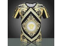 NEW VERSACE T-SHIRT - NEW WITH TAGS - NOT GIVENCHY PRADA ARMANI