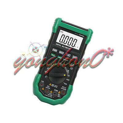 New Ms8268 Mastech Acdc Range Automanual Digital Multimeter Xg