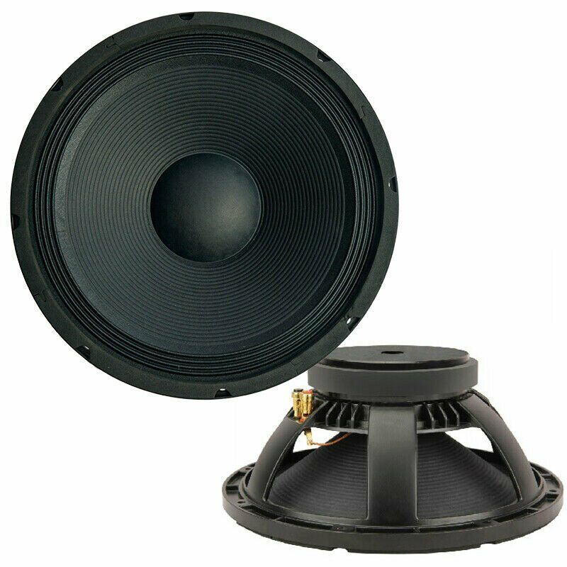 "5 Core PRO AUDIO 12"" RAW Replacement DJ Subwoofer SPEAKER SUB FULL RANGE 8 OHMS"