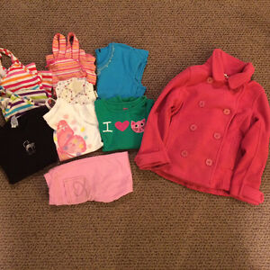 Size 5 girls clothing