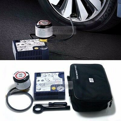 OEM Genuine Parts Tire Mobility Kit Inflator Air Compressor Pump for HYUNDAI