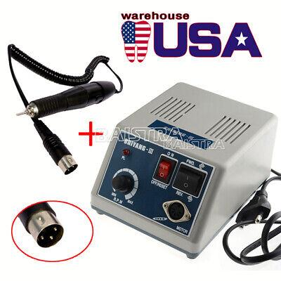 Usps Dental Polisher Motor Unit Electric Micromotor N3 35k Rpm Handpiece